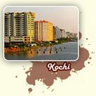 Tour to Kochi or Cochin, Queen of Arabian Sea